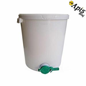 Maturator miere polipropilena, 32l, cu canea plastic - Lyson