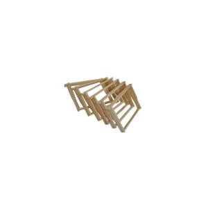 Mini rame din lemn pt. stupul de 6 rame de imperechere