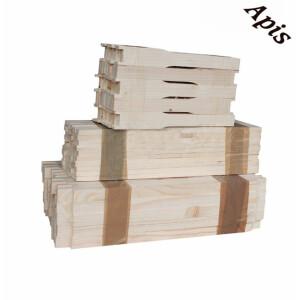 Rame intregi din lemn de brad