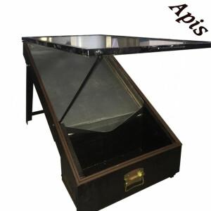 Topitor solar lemn