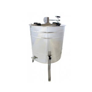 Centrifuga apicola tangentiala, manuala cu 4 rame 3/4  OPTIMA (Lyson)