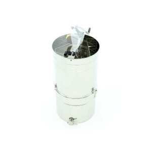 Centrifuga 3 rame, actionare din metal, cu sita si maturator - OPTIMA (Lyson)