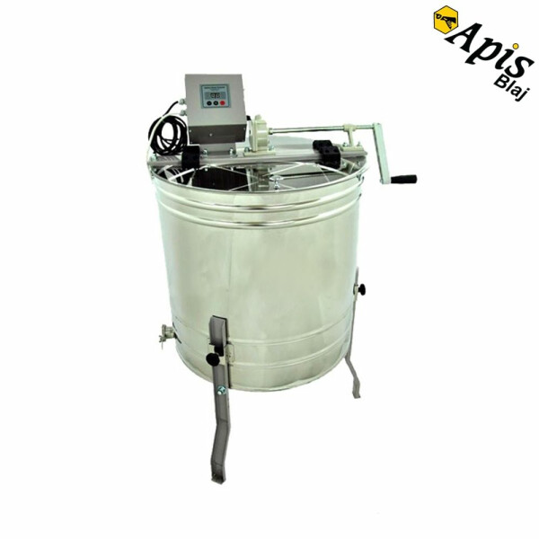 Centrifuga cu casete, electrica si manuala, 4 casete (rame) OPTIMA (Lyson)