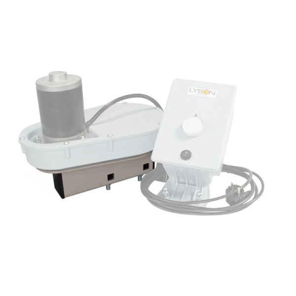 Kit actionare electrica, cu adaptor pentru centrifugile cu axul mai lung