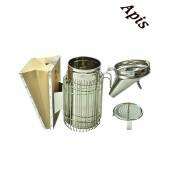 Afumator INOX 29 cm - protectie sarma