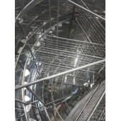 Centrifuga radiala si cu casete, diam 1000 mm (Lyson)