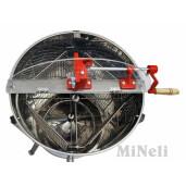 Centrifuga tangentiala, 4 rame, manuala, canea inox