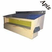 Colector polen rampa lemn