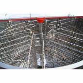 Cos cu 12 casete pentru centriguga cu diam 1200 mm