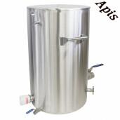 Decristalizator 100 kg cu canea inox 5/4'' cu manere