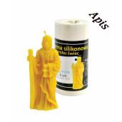 """Forma de lumanare """"Sf Iosif"""", din silicon - Lyson"""