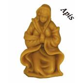 """Forma de lumanare """"Sf. Maria"""", din silicon - Lyson"""