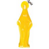 """Forma de lumanare """"Sf. Maria cu aureola"""" mica din silicon - Lyson"""