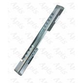 Grila antisoareci zincata, 190 mm