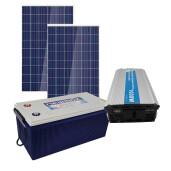 Kit fotovoltaic solar, 500W
