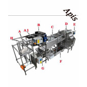 Linie completa, automata de extractie a mierii