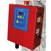 Panou de comanda pentru centrifugi cu casete 12V/230V
