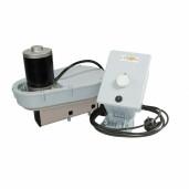 Sistem de actionare electrica pentru centrifugi cu adaptor
