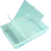 Hranitor pentru podisor, transparent, 1,5 Kg