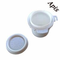 Borcan de plastic pentru laptisor de matca 10 ml