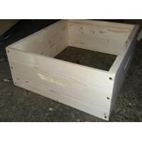 Magazie 1/2 din lemn  10 rame