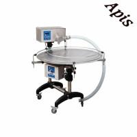 Dozator pentru miere cu masa rotativa automata