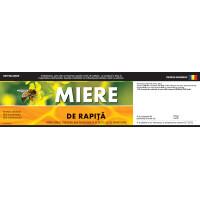 "Etichete miere de ""Rapita) (200x55 mm)"