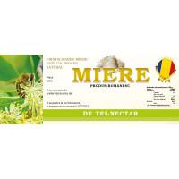 Eticheta miere Tei Nectar (154x60 mm)