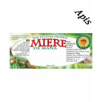 Eticheta miere de Mana