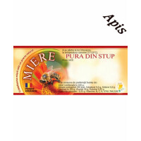 Etichete miere Pura din Stup