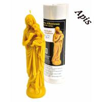 """Forma de lumanare """"Sf. Maria cu Iisus"""", din silicon - Lyson"""
