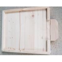 Fund (soclu) din lemn