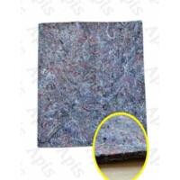 Izolație stup, din pâslă, dimensiuni: 420x490mm (stup 10 rame)