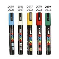Marker pentru marcat matci (diferite culori, inclusiv ROSU)