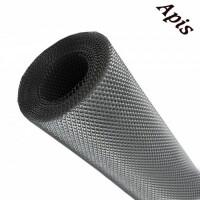 Plasa antivarroa INOX, gol rombic 5mm x 2mm, grosime 0.5mm, 2x1 m